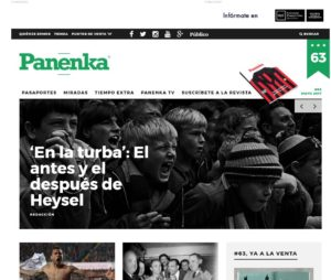 Revista digital Panenka